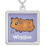 Cartoon Guinea Pig (scruffy) (add your pets name)