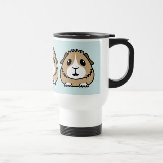 Cartoon Guinea Pig Travel Mug