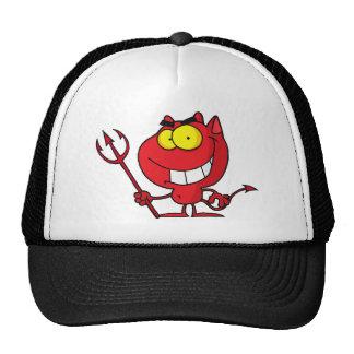 Cartoon Halloween Devil Hats