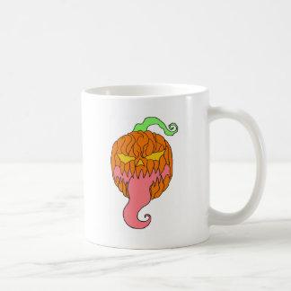 Cartoon Halloween Pumpkin Mug