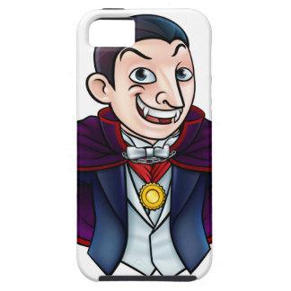 Cartoon Halloween Vampire iPhone 5 Cover