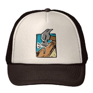 Cartoon Hammer Hat