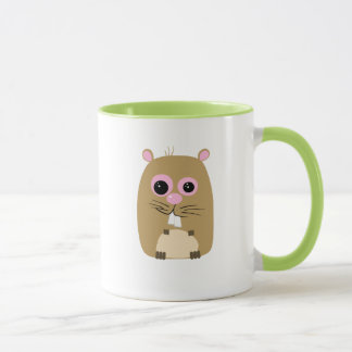 Cartoon Hamster Mug