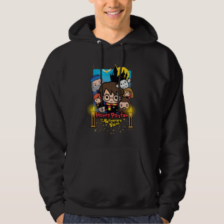 Cartoon Harry Potter and the Sorcerer's Stone Hoodie