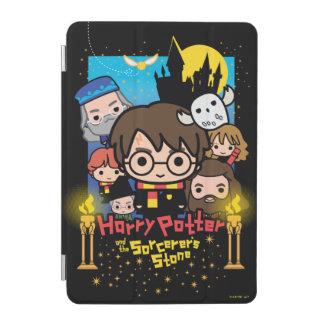 Cartoon Harry Potter and the Sorcerer's Stone iPad Mini Cover