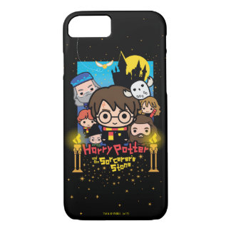 Cartoon Harry Potter and the Sorcerer's Stone iPhone 8/7 Case
