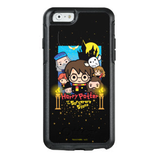 Cartoon Harry Potter and the Sorcerer's Stone OtterBox iPhone 6/6s Case