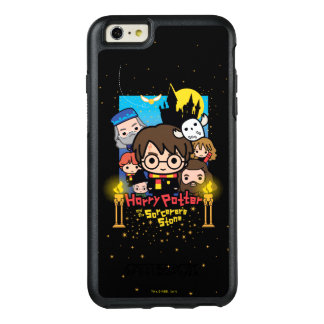 Cartoon Harry Potter and the Sorcerer's Stone OtterBox iPhone 6/6s Plus Case