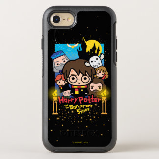 Cartoon Harry Potter and the Sorcerer's Stone OtterBox Symmetry iPhone 8/7 Case