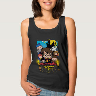 Cartoon Harry Potter and the Sorcerer's Stone Singlet