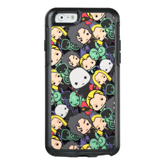 Cartoon Harry Potter Death Eaters Toss Pattern OtterBox iPhone 6/6s Case