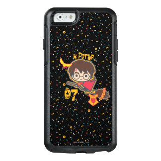 Cartoon Harry Potter Quidditch Seeker OtterBox iPhone 6/6s Case