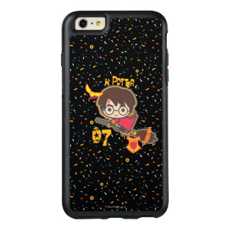 Cartoon Harry Potter Quidditch Seeker OtterBox iPhone 6/6s Plus Case