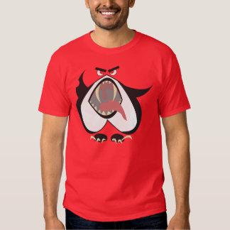 Cartoon Hearts Penguin Monster T-shirt