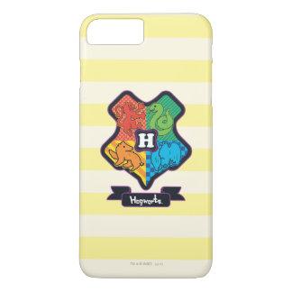 Cartoon Hogwarts Crest iPhone 8 Plus/7 Plus Case