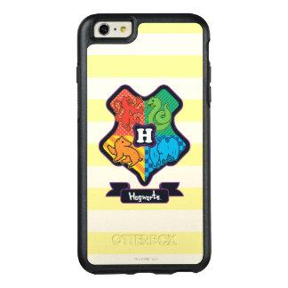 Cartoon Hogwarts Crest OtterBox iPhone 6/6s Plus Case