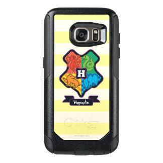 Cartoon Hogwarts Crest OtterBox Samsung Galaxy S7 Case