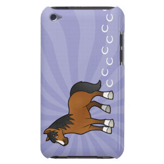 Cartoon Horse iPod Touch Covers