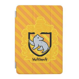 Cartoon Hufflepuff Crest iPad Mini Cover