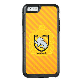 Cartoon Hufflepuff Crest OtterBox iPhone 6/6s Case