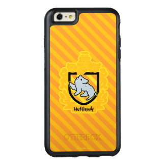 Cartoon Hufflepuff Crest OtterBox iPhone 6/6s Plus Case