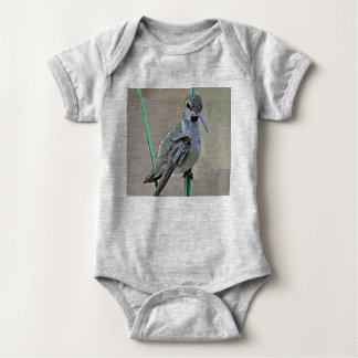Cartoon Hummer Baby Jersey Bodysuit