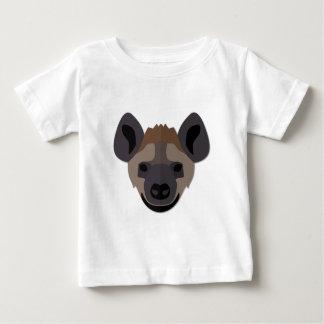 Cartoon Hyena Head Baby T-Shirt