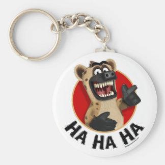 Cartoon Hyena Key Chain