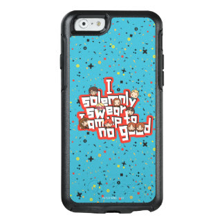 "Cartoon ""I solemnly swear"" Graphic OtterBox iPhone 6/6s Case"