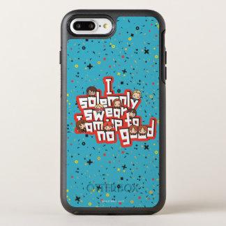 "Cartoon ""I solemnly swear"" Graphic OtterBox Symmetry iPhone 8 Plus/7 Plus Case"