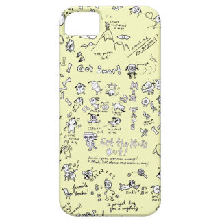 Cartoon iphone case iPhone 5 case