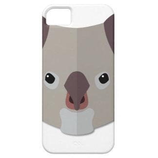 Cartoon Koala Head iPhone 5 Cases