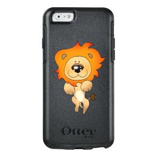 cartoon lion cat OtterBox iPhone 6/6s case