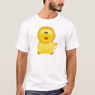 Cartoon Lion items T-Shirt