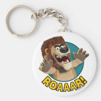 Cartoon Lion Key Chain