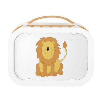 Cartoon Lion Lunchboxes