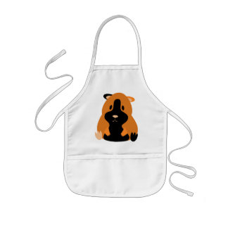 Cartoon Lyric Apron