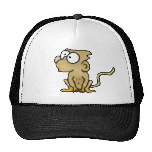 Cartoon Monkey Hat