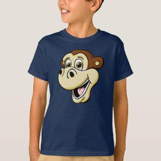 Cartoon Monkey T-Shirt