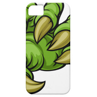 Cartoon Monster Claw iPhone 5 Cover