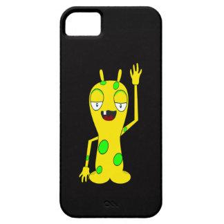 Cartoon Monster Waving iPhone 5 Covers