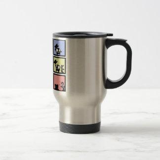 Cartoon Coffee Mug