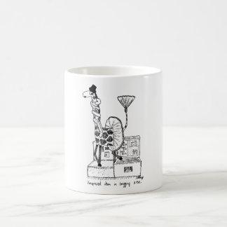 Cartoon mug - Unexpected Item