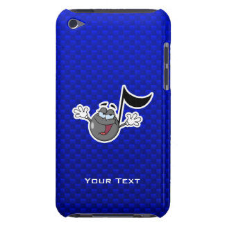 Cartoon Music Note Barely There iPod Cover