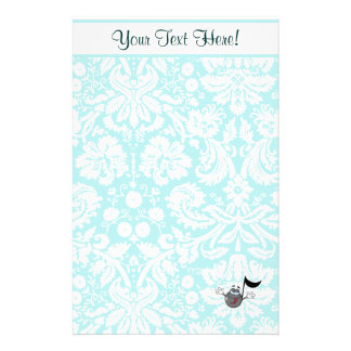 Cartoon Music Note; Cute Stationery