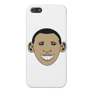 Cartoon Obama Case For The iPhone 5