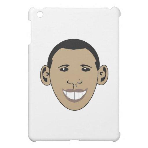 Cartoon Obama iPad Mini Cases
