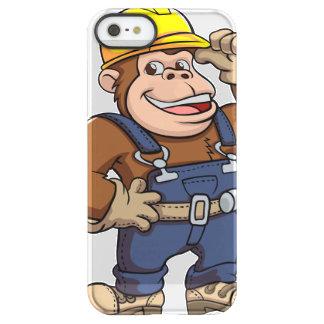 Cartoon of a Gorilla Handyman Permafrost® iPhone SE/5/5s Case