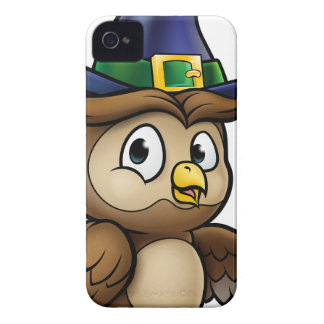 Cartoon Owl Character Case-Mate iPhone 4 Case