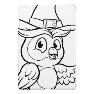 Cartoon Owl Character Cover For The iPad Mini